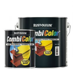 Rustoleum 6400 Fast Drying Shop Primer Red Oxide & Grey 5lt
